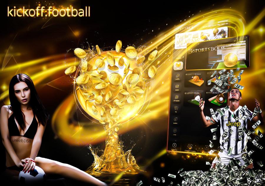 ติดต่อเว็บบอล UFA แทงบอลออนไลน์กำไรดีที่เว็บ kickoff.football