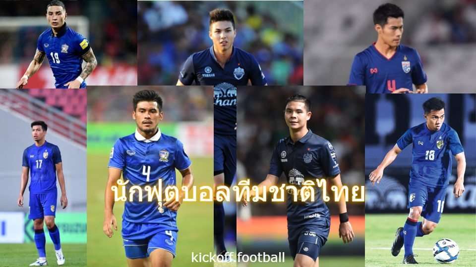 ทีมชาติไทย เรื่องบอลต้อง KICKOFF.Football