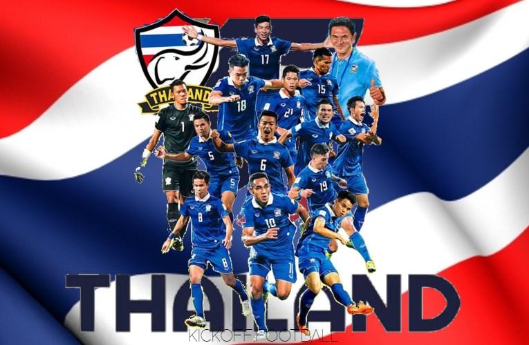 ทีมชาติไทย รวมนักเตะทีมชาติไทย